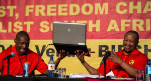 How Numsa shop stewards splurged R200k