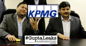 KPMG audited the Gupta company that laundered the cash for the wedding – and went to the wedding.