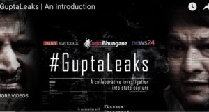 Statement: #GuptaLeaks named 2017 National Press Club Newsmaker of the Year
