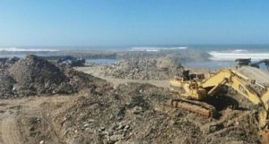 Shortcomings of SA laws exposed through controversial shoreline mining on west coast