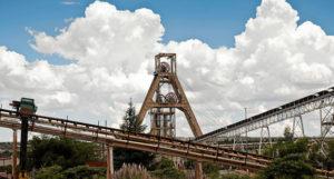 Aurora rerun at West Rand mine?
