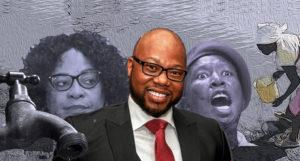 Thulani Majola, Nomvula Mokonyane, Julius Malema